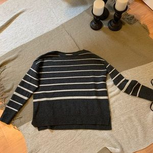 C&C California stripped sweater